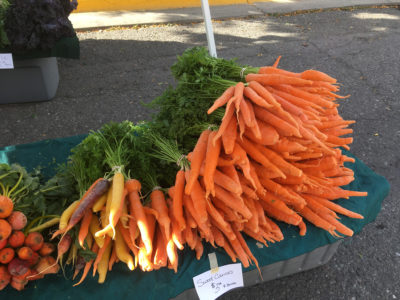 carrots for sale from Beaver Lakes Nursery and Landscape Supply in Montrose, Colorado