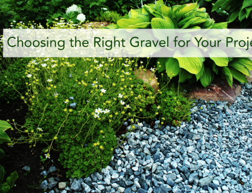Choosing the Right Gravel for Your Project